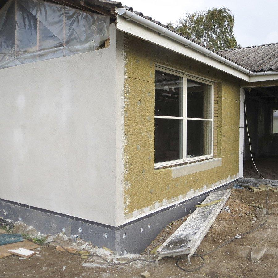 Kæmpestor Skalflex Facadeisolering   Skalflex facadebehandling - Skalflex.dk XC28